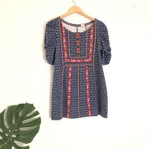 🌟Anthropologie Akima + Kin tunic top mini dress